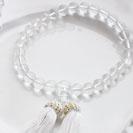 天然水晶数珠