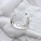 ロシアンレムリアン水晶ハートルース裸石