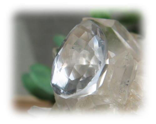 ヒマラヤ水晶 しずく型