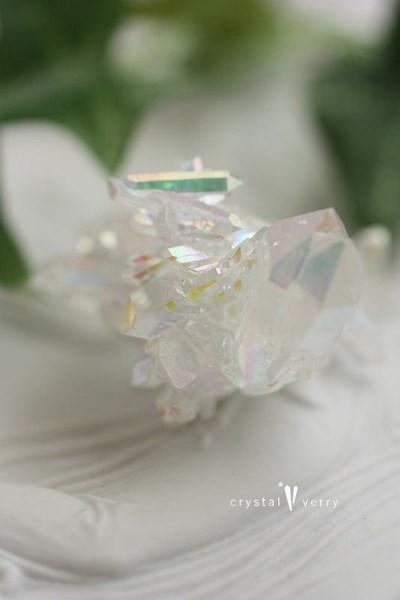 アクアオーラ ミニクラスター 天然石