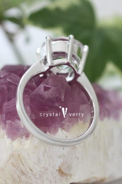 水晶 パワーストーン ヒーリング 癒し 指輪