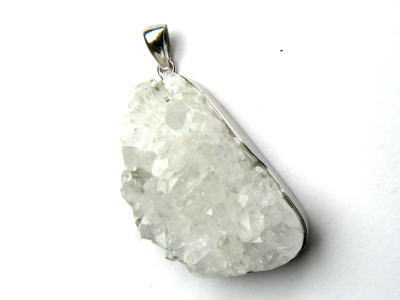 水晶 クラスター ペンダント パワーストーン 天然石