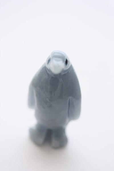 エンジェライト ペンギン 天然石 パワーストーン 癒し