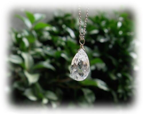 ヒマラヤ水晶 水晶 パワーストーン ペンダント