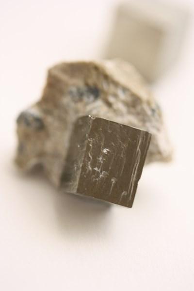パイライト 母岩 鉱物 パワーストーン