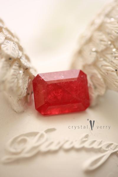 インペリアル ロードナイト 薔薇奇跡 ルース 天然石